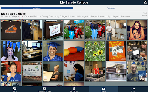 Rio Salado College- screenshot thumbnail