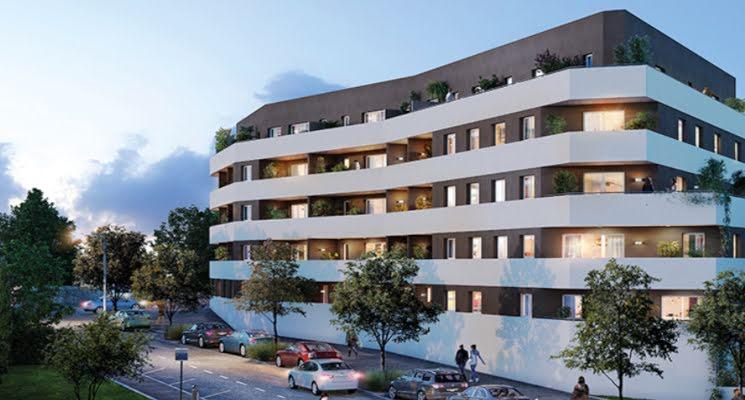 Montpellier quartier Celleneuve