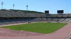 Visiter Stade olympique de Montjuïc