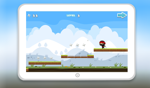 Ninja Go Kid Dash screenshot 2