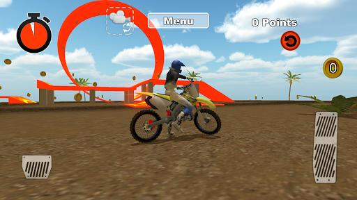バイクモトスタントレーシング3D
