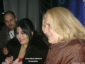 Photo: Anna Maria Barbera - Zelig 2003
