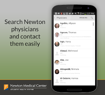 Be Well -Newton Medical Center- screenshot thumbnail