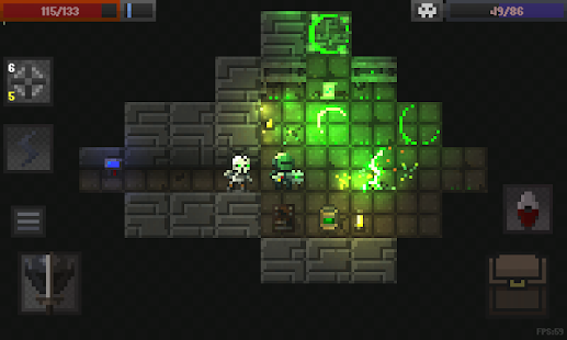 Caves (Roguelike) 11