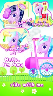 Sweet Baby Animal Beauty Salon- screenshot thumbnail