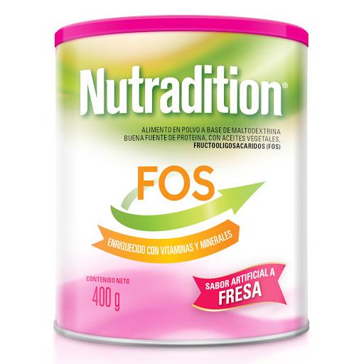 sumplemento nutricional nutradition ad fos fresa 400g