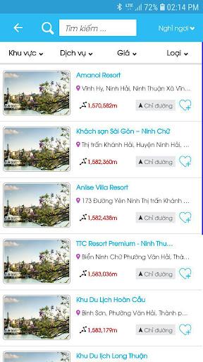Ninh Thuan Tourism screenshot 1
