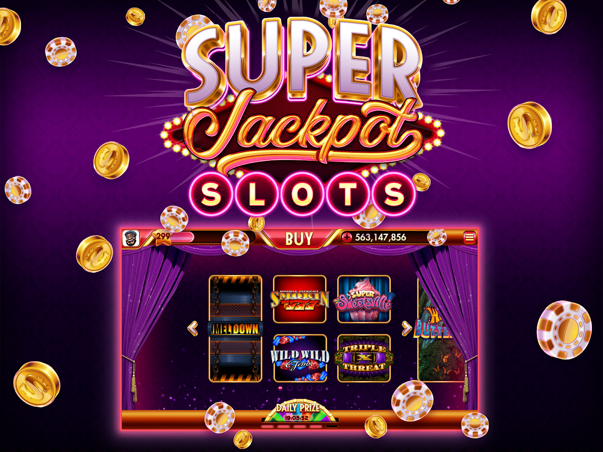 Super slots casino online