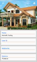 Screenshot of NomzyPay Retailer