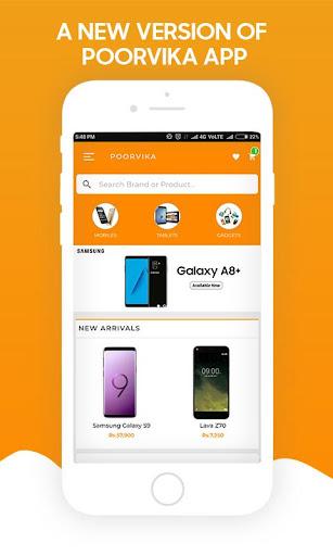 Poorvika Mobiles 4.6.3 screenshots 1