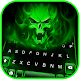 Download Fire Green Skull Keyboard Theme For PC Windows and Mac