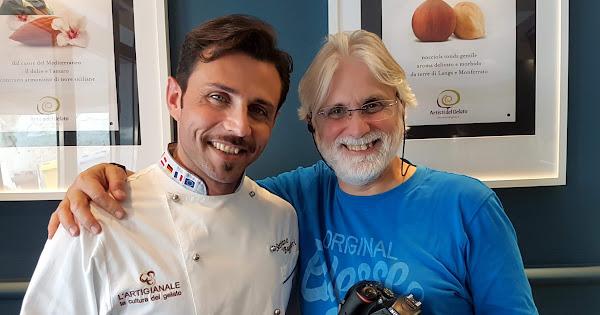 2019-07-21 Gelateria L'Artigianale di Stefano Baglieri a Pozzallo (RG)