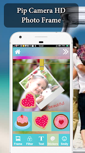 Download PIP photo frame editor 2017 For PC Windows and Mac apk screenshot 5