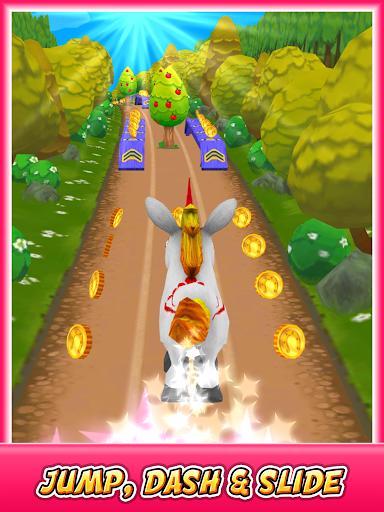 Unicorn Runner 3D - Horse Run 1.3.0 screenshots 14