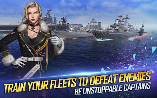 Warship Legend: Idle RPG android2mod screenshots 5