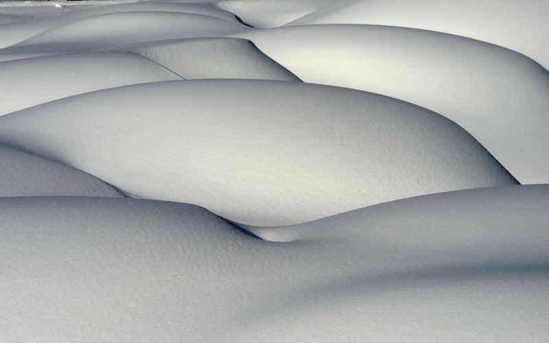 dune di neve di renzo brazzolotto