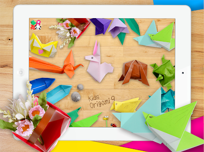 Kids Origami 9 Free- screenshot thumbnail