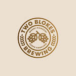 Logo for Two Blokes Brewing
