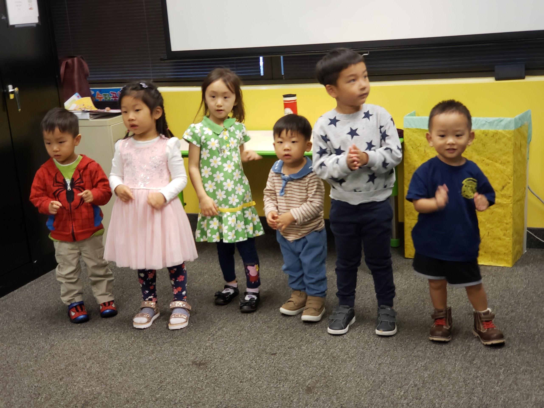 교육부 예배 (어린이 주일)