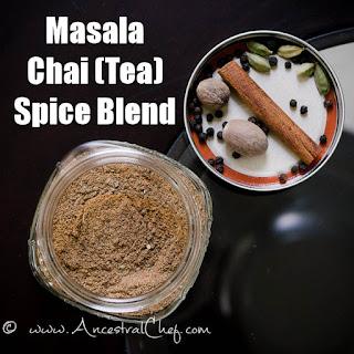 Masala Chai Tea Spice Mix/Blend.
