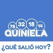 Quiniela y Lotería Que salio?