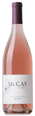 Logo for Mccay Cellars Rose