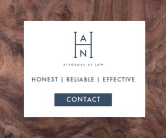 Hernandez Attorney - Large Rectangle Ad Template