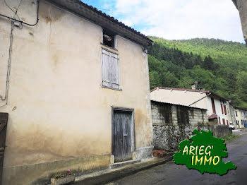 maison à Fougax-et-Barrineuf (09)