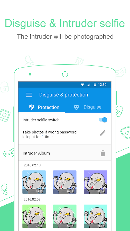Privacy Pro - AppLock & Vault- screenshot
