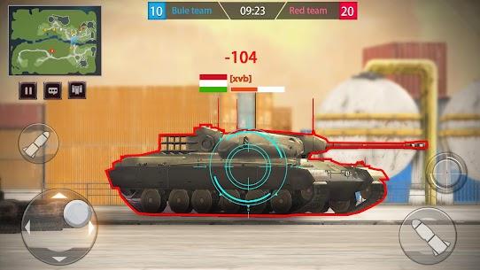 Furious Tank: War of Worlds_1st Anniversary 8