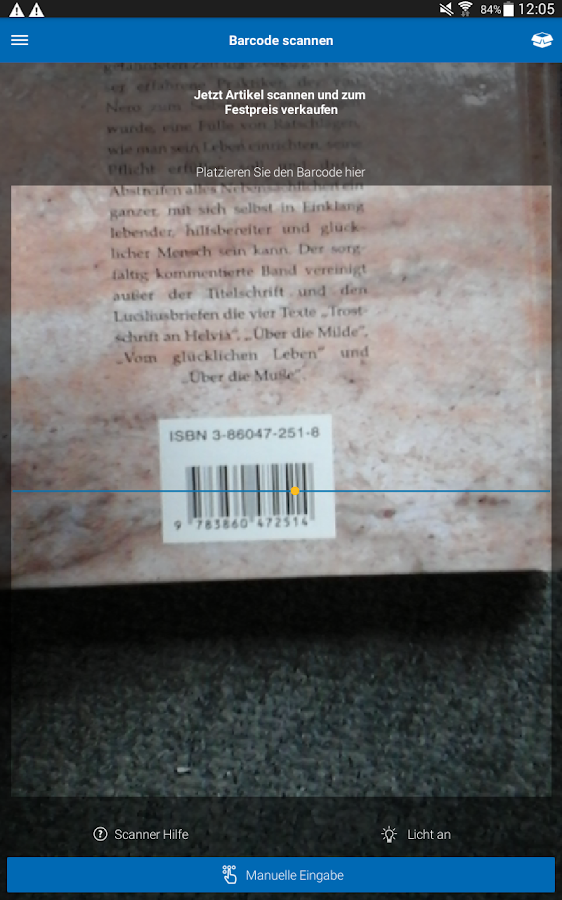 momox – Bücher, CD, DVD Ankauf- screenshot