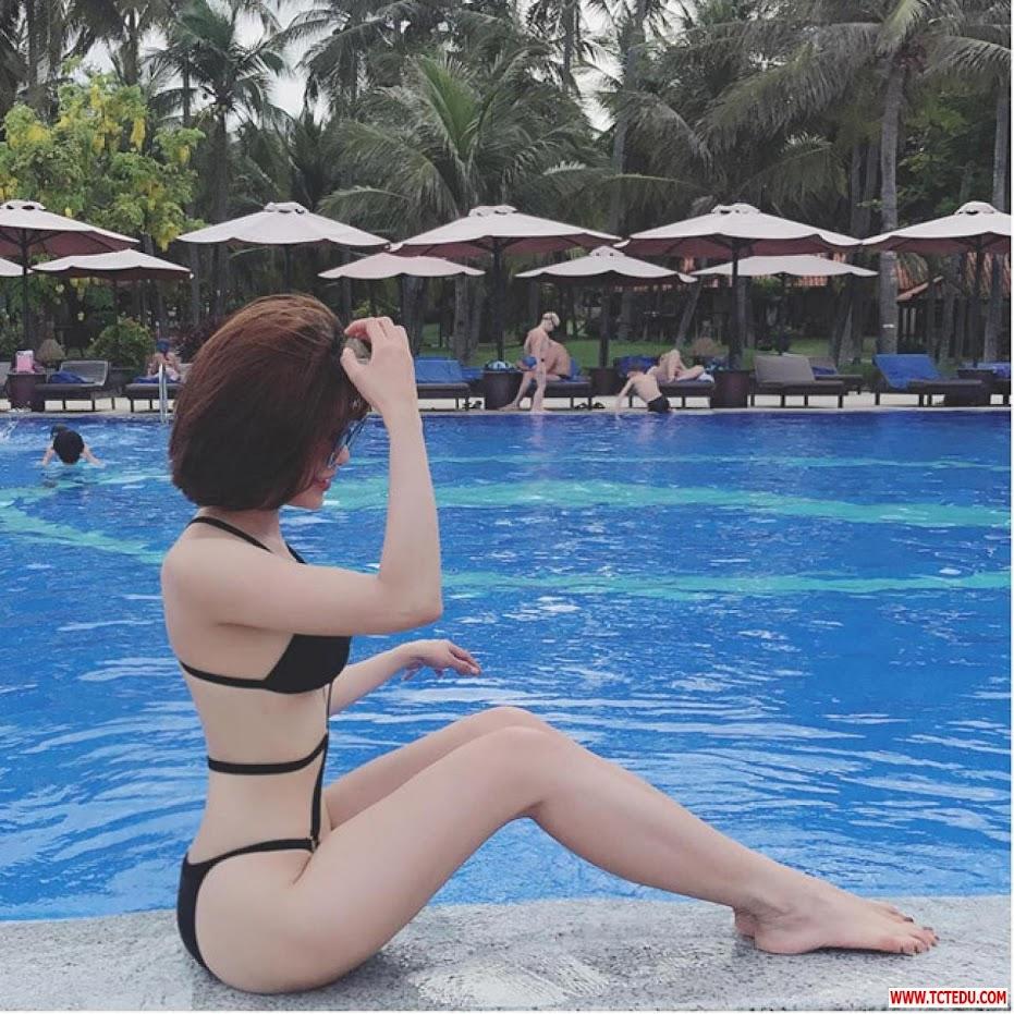 Mỹ nhân Việt diện bikini Bốc Lửa vẫn bị bóc mẽ Bẻ Cong Vạn Vật