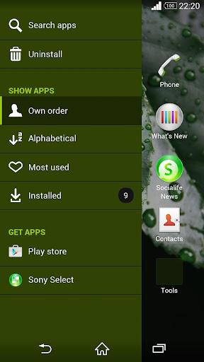 玩免費個人化APP|下載テーマ グリーン app不用錢|硬是要APP