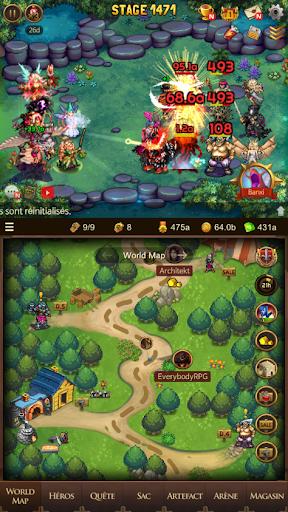 Everybody's RPG  captures d'écran 2