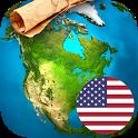 GeoExpert - USA Geography icon