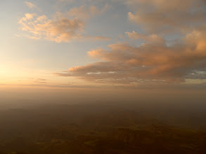 Photo: Sunset near Geech Camp, Simien Mountains National Park