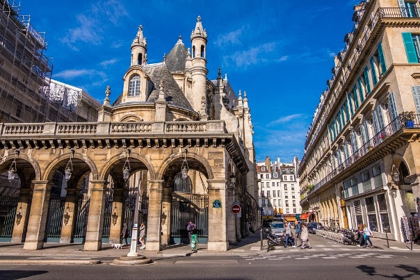 Igreja de Saint-Germain l'Auxerrois
