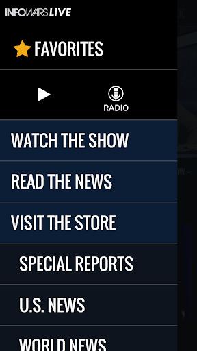 Infowars LIVE Screenshot