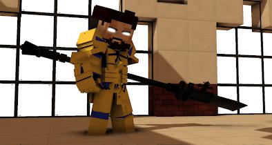 Herobrine Skins for Minecraft - screenshot thumbnail 01