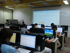 Photo: 20110926頭份(一)電腦軟體應用與實作MS Office Word與Excel003