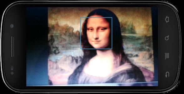 FaceDetection screenshot 0