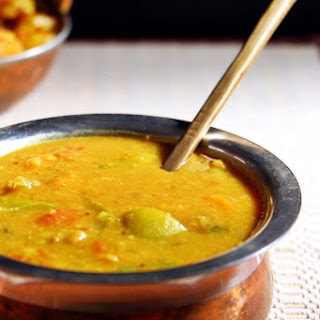 Sambar recipe | South Indian sambar