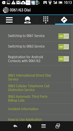 0061/63 Dial 1.5.0 Windows u7528 1