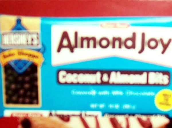 Almond Joy Bits Cheesecake Squares! Recipe