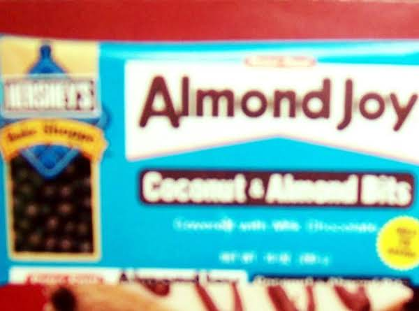 Almond Joy Bits Cheesecake Squares!