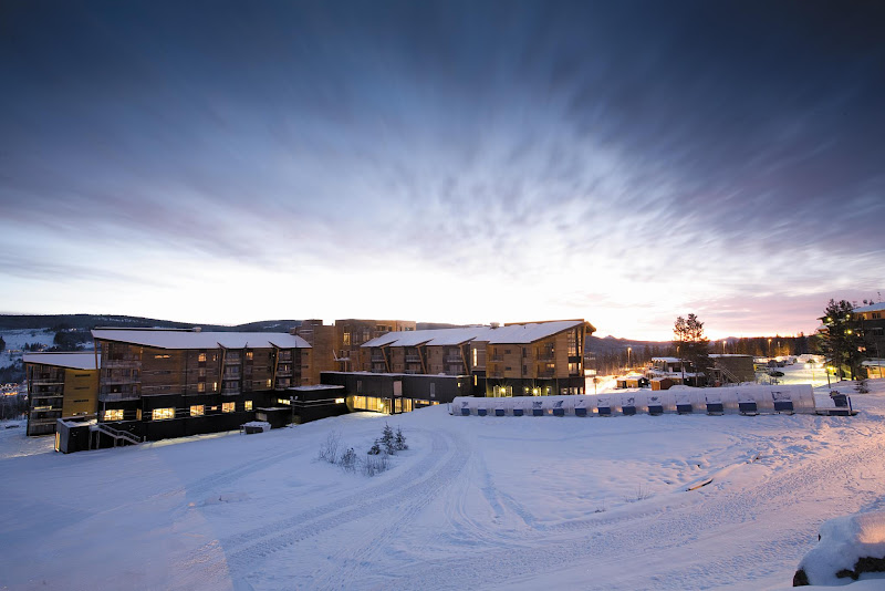 Photo: ©Radisson Blu Resort Tyrsil (Tyrsil, Norway) http://bit.ly/U6nyRT