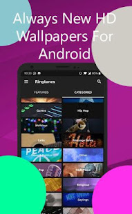 App New ZEDGE Wallpapers and Ringtones Guide For APK for Windows Phone