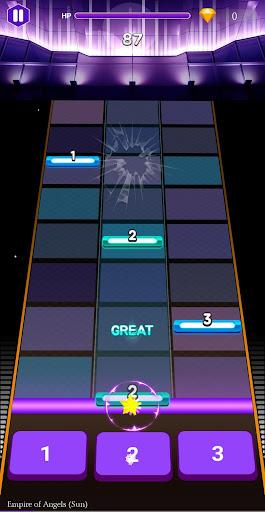 Beat Extreme: Rhythm Tap Music Game apkdebit screenshots 3