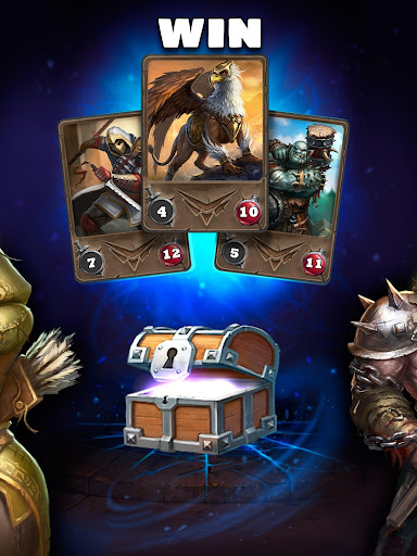 Card Heroes - CCG game with online arena and RPG  screenshots 11