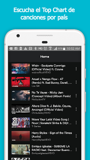 Download Vider: Youtube music player APK